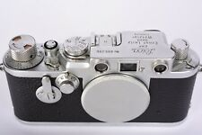 Leica IIIF Red Dial 35mm Rangefinder Camera (Body Only) *CLA by YYE*  #P5296