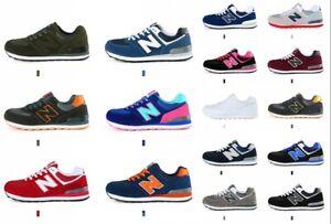 New Balance574 Damen Herren Laufenschuhe Freizeit Sportschuhe Sneaker GR36-46
