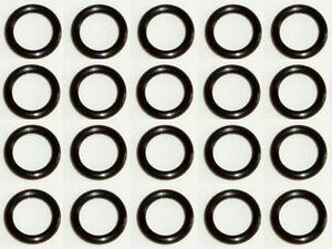 hochw. O-Ringe O-Ring für Gardena Profi  17,1 x 2,6 Dichtungen Dichtung aus EPDM