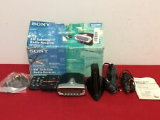 Sony Drn-Xm01C Xm Satellite Radio Receiver Home & Car Kit Bundle Tested
