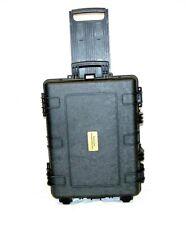 New Black Waterproof Armourcase 1610 case includes foam +nameplate