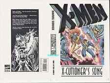 JOE MADUREIRA X-MEN X-CUTIONER'S ORIGINAL COVER PROOF PRODUCTION ART JEAN GREY