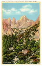 Mount Whitney, Highest Mountain The United States Frasher's Inc MM2/B.