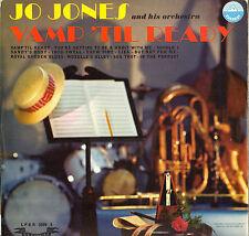 """JO JONES """"VAMP 'TIL READY"""" JAZZ LP 60'S EVEREST 5099"""