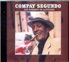 - CD - COMPAY SEGUNDO - Lo barrios de Santiago
