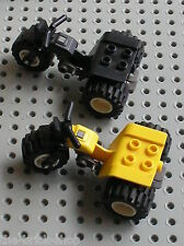 Tricycle LEGO motorcycle bike 3 wheels / set 9293 7033 6479 6462 6327 2584 6464