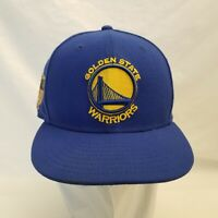 New Era 9Fifty NBA 2018 Finals Golden State Warriors Base Ball Cap Hat Snap Back