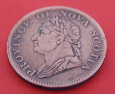 HALF PENNY DE 1832 NOVA SCOTIA   CANADA