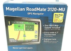 Magellan Roadmate 3120-MU GPS Navigation Unit