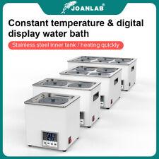 Joanlab Thermostatic Lab Water Bath 3l 6l 12l Digital Water Bath Heater