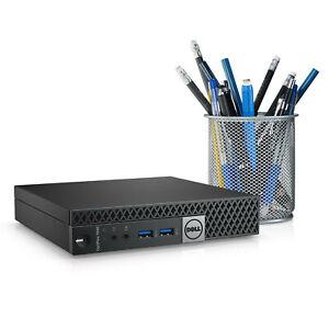 Dell OptiPlex 7040 Micro-PC i5-6500T 16GB Ram 1TB SSHD Win10 Pro Grade A