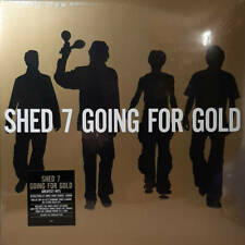 Shed Seven Going For Gold (The Greatest Hits) 2 X LP VINYL Polydor 2019 NEW