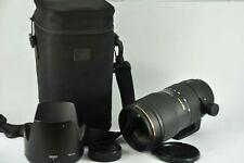 SIGMA 70-200mm F2.8 APO EX DG Macro II  Lens for NIKON