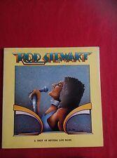 "Vinyl record 12 "" ROD STEWART / A SHOT OF RHYTHM AND BLUES 1976 USA"