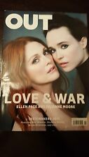 Out Magazine, October 2015, Ellen Page and Julianne Moore