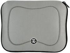 """Crumpler The Gimp 15 """" color argento Neoprene Notebook e custodia per portatile"""