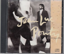 Jean Luc Ponty Storytelling CD Electronic Synth Pop FASTPOST