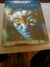AVATAR STEELBOOK w/lenticular magnet [OOP/NEW/Blu-ray 3D+2D] France