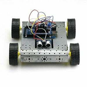 4WD Robot Car Kit mit Mega 2560 27 Komplett KIT fur Roboter 31 27