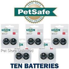 PetSafe RFA-67D-11 Battery Module 10 PK, PUL-250 275 PIF-275-19 PRF-275-19 SBC-6