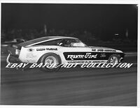 FRANTIC FORD 1969 MUSTANG NITRO FUNNY CAR NHRA DRAG RACING PHOTO