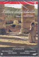 DVD Letras de Sicilia con Andrea Giordana Nuevo 2007