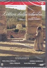 DVD Briefe aus Sizilien mit Andrea Giordana Neu 2007