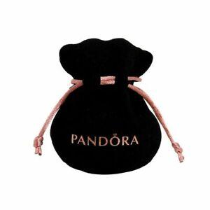 PANDORA VELVET POUCH, GIFT BAG, BOX, CHARMS, BRACELET, EARRINGS, NECKLACE (PCH)