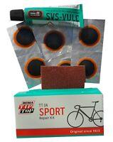 REMA TIP TOP TT 04 SPORT PUNCTURE REPAIR KIT BICYCLE BIKE INNER TUBE
