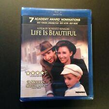 Life Is Beautiful (Blu-ray, Oop, 2011 Reference Edition, Triple Oscar Winner)