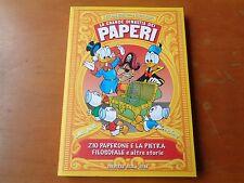 DISNEY LA GRANDE DINASTIA DEI PAPERI CARL BARKS 2008 N°10 ZIO PAPERONE LA PIETRA