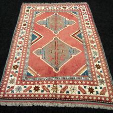 Turchi tappeto orientale 160 x 110 cm Milas Melas OLD TURKISH CARPET RUG parte di Tapis
