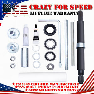 Bearing Kit Washer Shaft Parts W10435302 W10447783 For Whirlpool Kenmore Cabrio