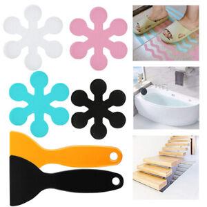 10/20PCS Anti Slip Bathroom Stickers Non Slip Shower Discs For Tubs Showers MakY