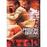 Prison Break Stg 2 DVD Miller Wentworth Dominic Purcell Robin Pré Fermé