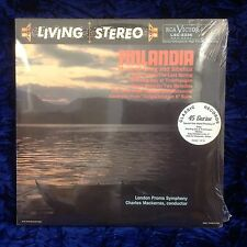 Living Stereo Finlandia LSC-2336 RdSl Conductor Charles Mackerras Classic Record