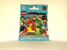 LEGO® Minifigur Serie 5 - 8805 - 06 Eidechsen-Mann - ungeöffnete Tüte - sealed