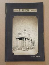 """PROVIDENCE #11 """"ANCIENT TOME"""" INCENTIVE VARIANT COVER AVATAR ALAN MOORE NM 1ST"""