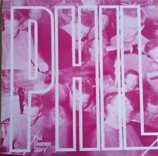 1972 JAZZ - PHIL SEAMEN - PHIL SEAMEN STORY LP - UK DECIBEL BSN 103 EX