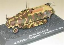 Sd. Kfz. 251/1 Ausf. D Half Track 1944 échelle 1-72 NEW IN CASE SEALED