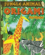 Jungle Animal Origami (Softcover: Crafts, Origami, Art) 2009