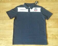 BRAND NEW NAVY BLUE MACRON BWFC POLO SHIRT - SIZE M