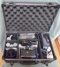 Pentax ZX-L Camera, Vanguard Case, Owners Manual, Batteries, Straps, Film