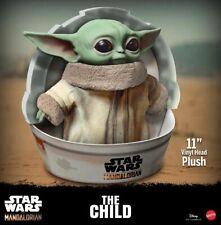 STAR WARS THE MANDALORIAN CHILD BABY YODA PLUSH 11 inch Mattel IN STOCK