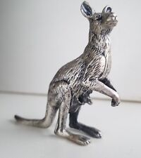 WHOLESALE...Pewter Kangaroo Figurine (Lot of 5)