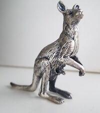 WHOLESALE...Pewter Kangaroo Figurine (Lot of 5)
