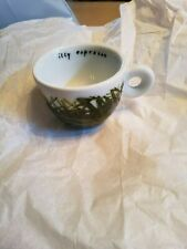 Illy Espresso Cup Textures of Home 1999 Francis Ford Coppola Design