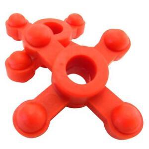 BowJax MaxJax Stabilizer Dampener Red 2 Pack