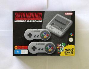 Nintendo Classic Mini Brand New - FREE EXPRESS