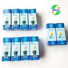 Sinco 20 x E14 salt lamp globe bulb 15w 220-240v